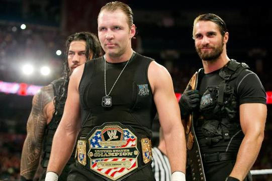 Top 10 Candidates for Dean Ambrose's WWE United States Championship