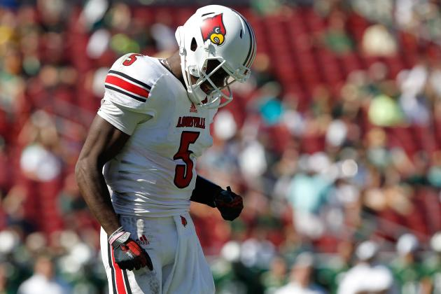 NFL Draft 2014: Biggest Negative Surrounding Each of the Top QB Prospects
