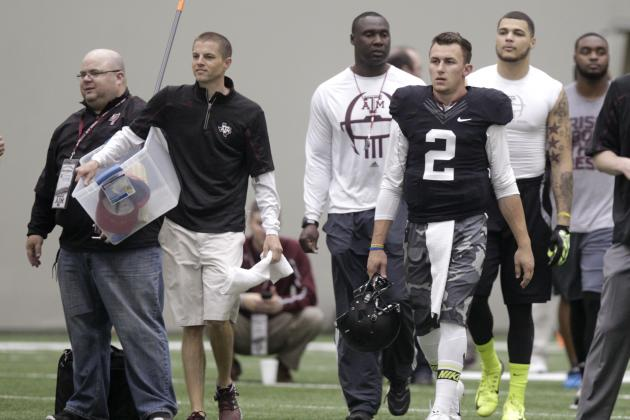 Texas A&M Football: NFL Draft Projections for Every Former Aggie