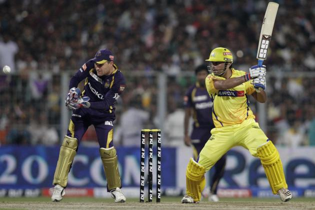 Chennai Super Kings vs. Kolkata Knight Riders, IPL: 5 Things We Learned
