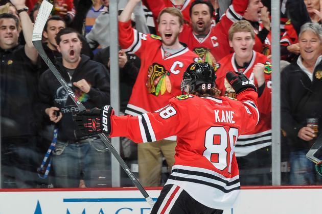 Minnesota Wild vs. Chicago Blackhawks: Biggest Takeaways from Game 1