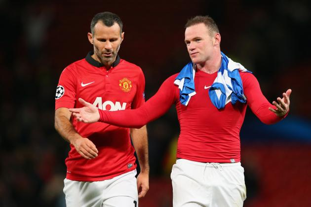 Paper News and Gossip: Rooney World Cup Injury Scare, Giggs Backs van Gaal