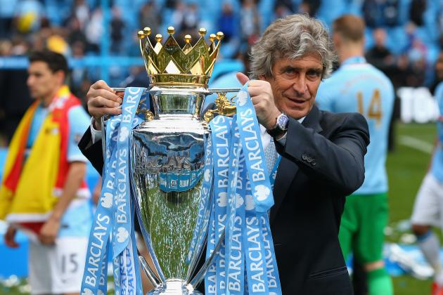 WF Quotes of the Week: Manuel Pellegrini Revels in Premier League Triumph