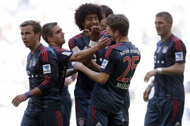 Hamburg vs. Bayern Munich: 6 Things We Learned