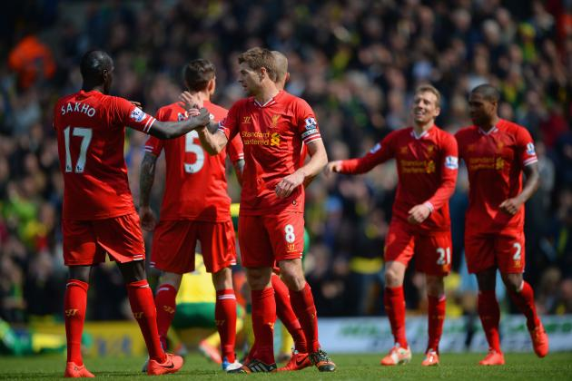 Premier League Preview: How Liverpool Will Line Up Against Crystal Palace