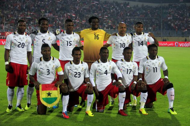 Predicting the Ghana Squad 40 Days from the 2014 World Cup
