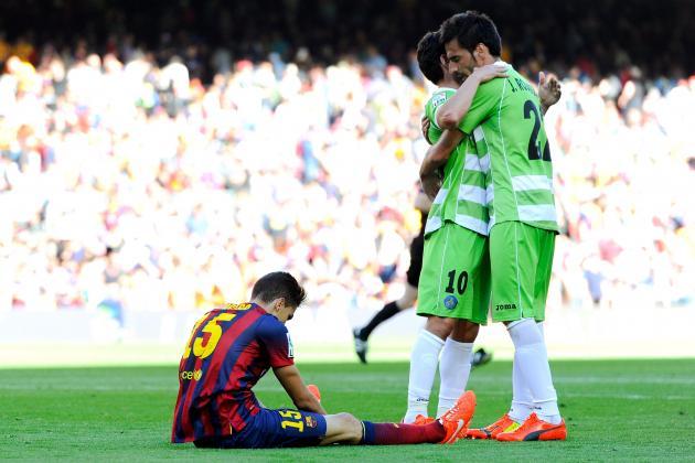 Barcelona 2-2 Getafe: 6 Things We Learned