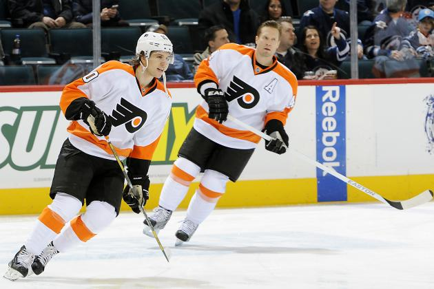 Philadelphia Flyers Players Most Likely to Be Elsewhere in 2014-15