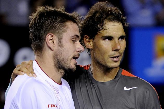 Nadal vs. Wawrinka and Other Matches We Hope to See at 2014 Madrid Masters