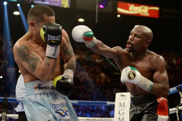 Top 25 Pound-for-Pound Boxers After Mayweather vs. Maidana Bout