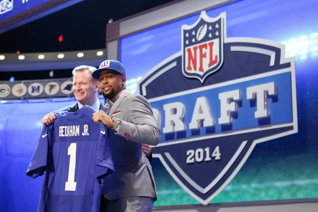 NY Giants: Complete 2014 NFL Draft Wrap-Up and Analysis