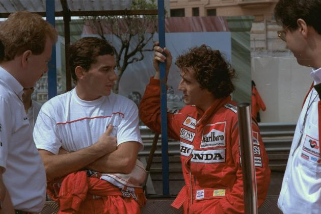 Ranking Ayrton Senna's 10 Greatest Rivals in Formula 1