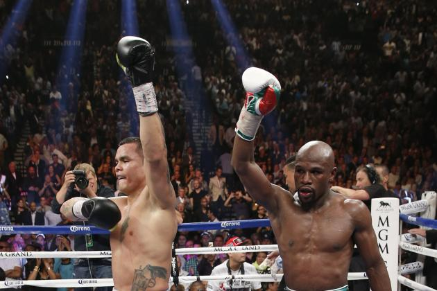 Floyd Mayweather vs. Marcos Maidana Results: Round-by-Round Analysis and Recap