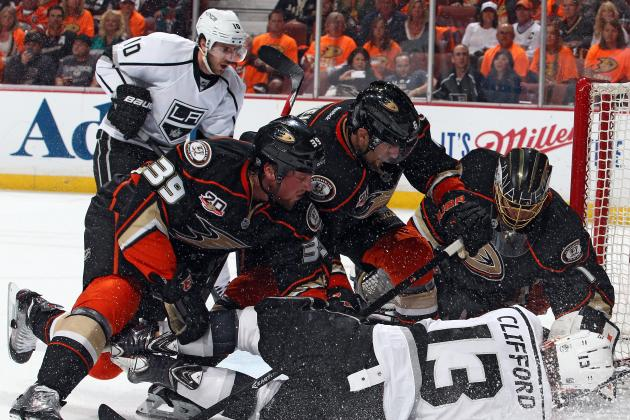 Anaheim Ducks vs. LA Kings: Biggest Takeaways from Game 1