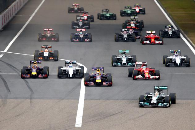 Ranking the 2014 Formula 1 Grid by Most Exciting Drivers