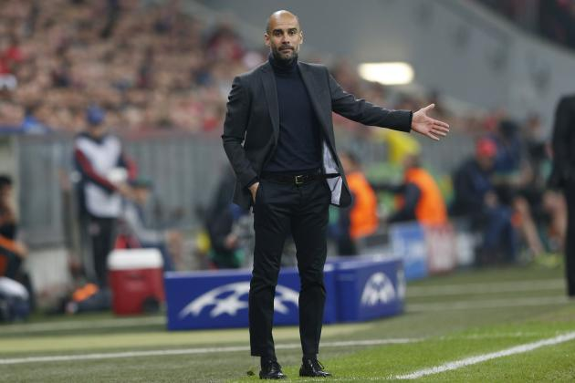 Making a Case for Pep Guardiola to Return to Barcelona