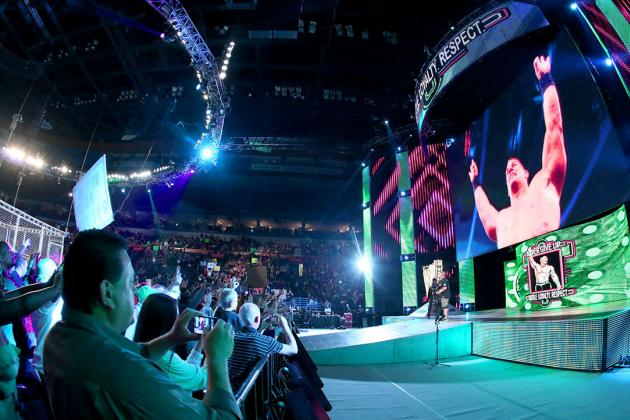 WWE Extreme Rules 2014 Matches: Power Ranking Excitement Level for Each Match