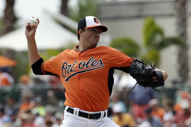 Stock Up, Stock Down for Baltimore Orioles' Top 10 Prospects for Week 5