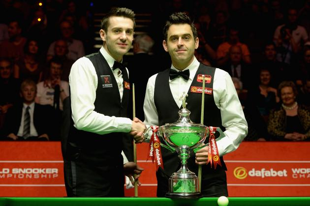 World Snooker Championship 2014 Final: Scores, Results, Schedule and More