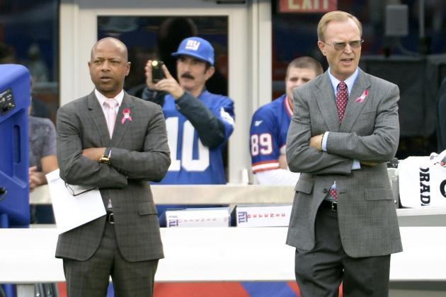 Biggest Questions New York Giants Must Answer over Draft Week