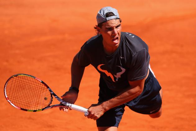 Madrid Open 2014: Daily Scores, Results and Schedule