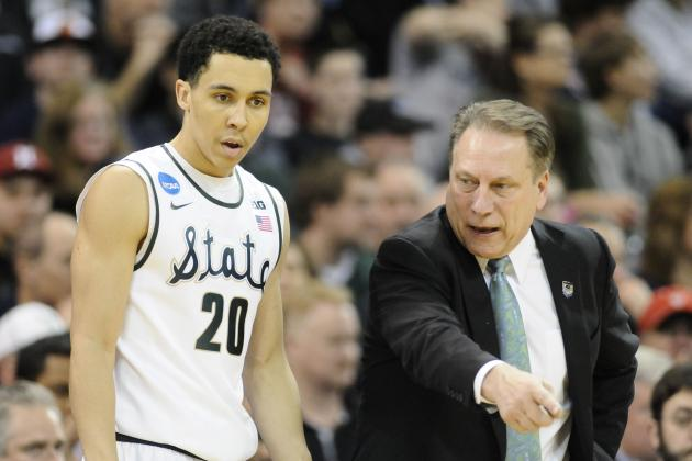Michigan State Basketball: Strengths and Weaknesses of Projected 2014-15 Lineup