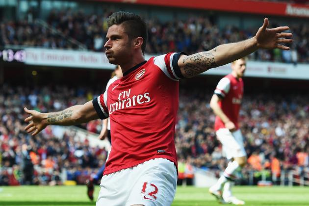 Arsenal vs. West Bromwich Albion: 6 Things We Learned