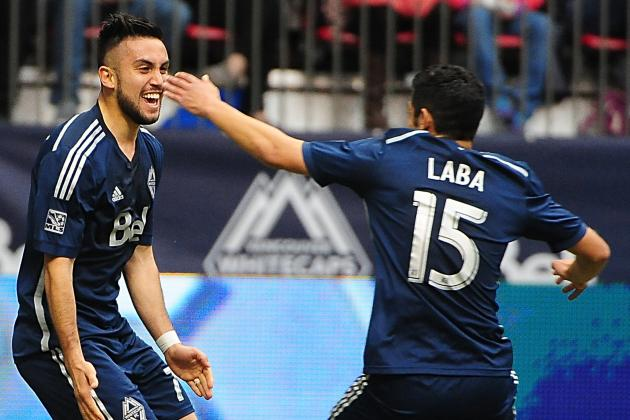 MLS Team of the Week: Vancouver Trio Shines Bright at Home