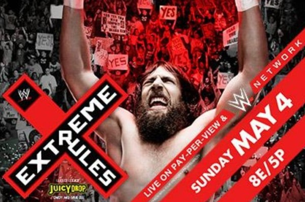 WWE Power Rankings for 05/05/2014: Post-WWE Extreme Rules 2014 Edition