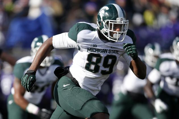 Big Ten Football: 5 Top Performers from Spring Practice