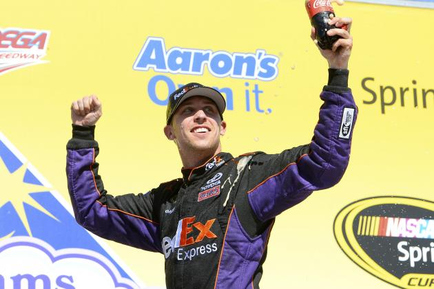NASCAR at Talladega 2014: Winners and Losers from the Aaron's 499