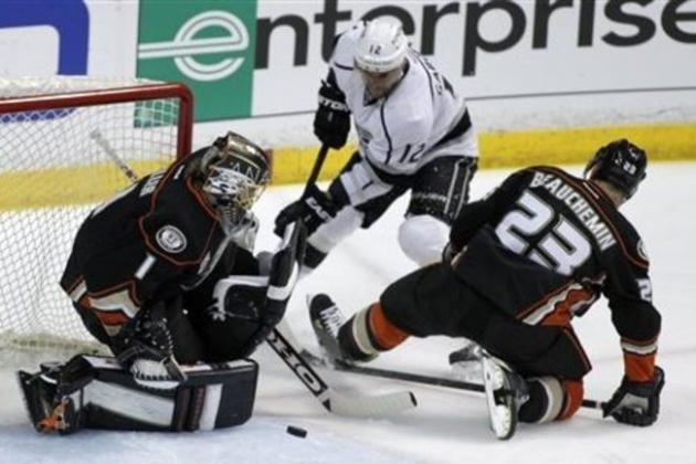 Los Angeles Kings vs. Anaheim Ducks Game 2: Keys for Each Team