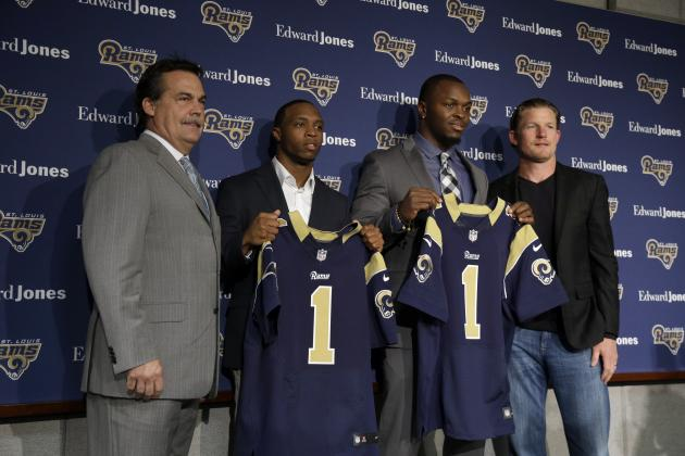 St. Louis Rams Mock Draft: Final 7-Round Predictions