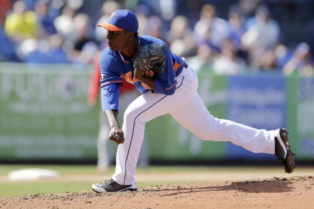 Stock Up, Stock Down for New York Mets' Top 10 Prospects for Week 5