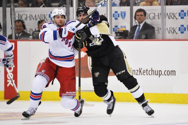 Rangers vs. Penguins: Biggest Takeaways from Game 2
