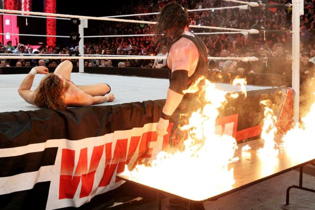 WWE Extreme Rules 2014: Most Memorable Moments from PPV Event