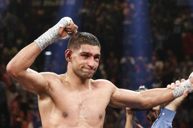 Top Takeaways from Amir Khan vs. Luis Collazo
