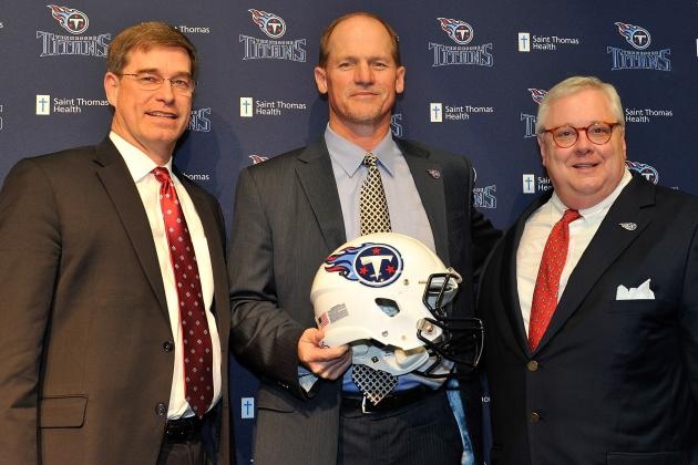 Biggest Questions the Tennessee Titans Must Answer over Draft Week