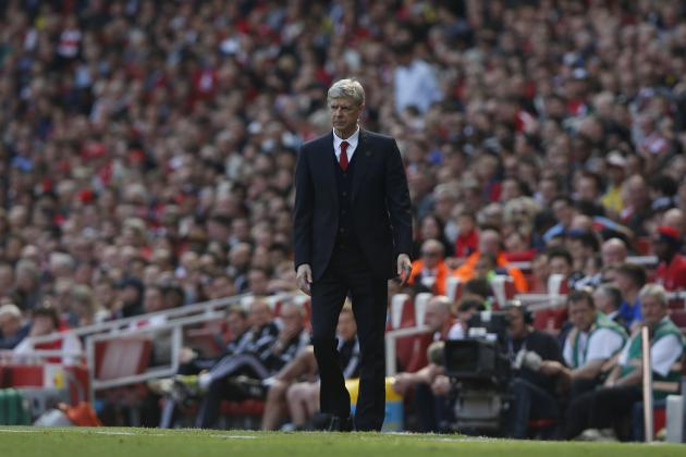 Paper News and Gossip: Wenger to Stay at Arsenal, Cole Sadness at Chelsea