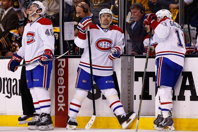 Montreal Canadiens' 5 Biggest Questions in Playoff Series vs. Boston Bruins