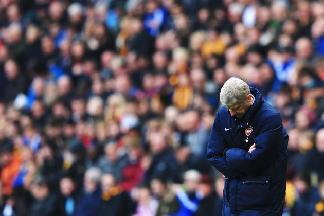 Arsenal and the 17 Lengthy Waits for Silverware in European Football