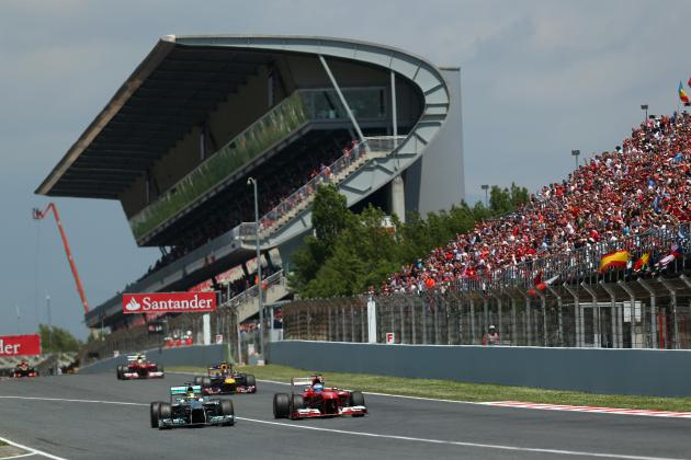 Spanish GP 2014: 10 Facts About the Circuit De Catalunya