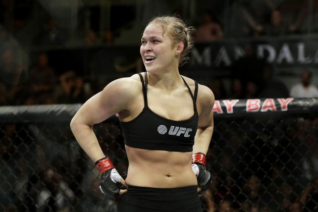 Ronda Rousey vs. Alexis Davis: An Early Head-to-Toe Breakdown