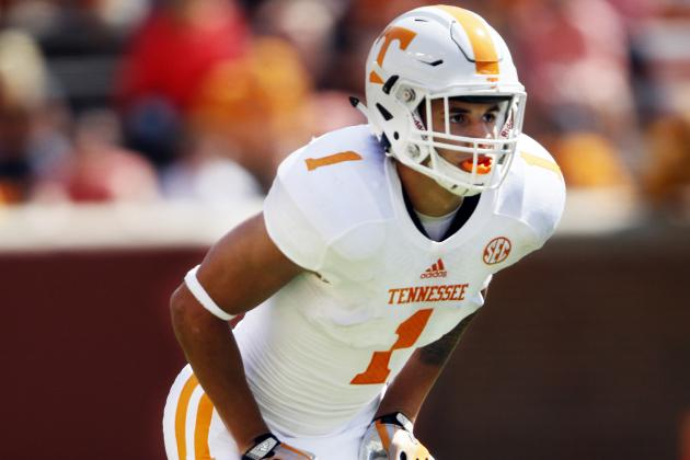 SEC Football: 10 Top Performers from Spring Practice