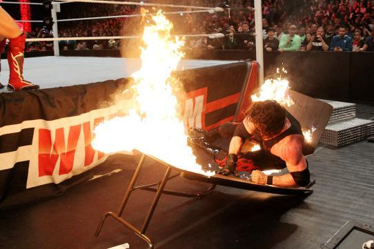WWE Extreme Rules: The Old, the New and the Now from the Show