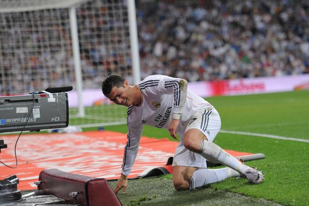 Cristiano Ronaldo and the 10 Best Backheel Goals