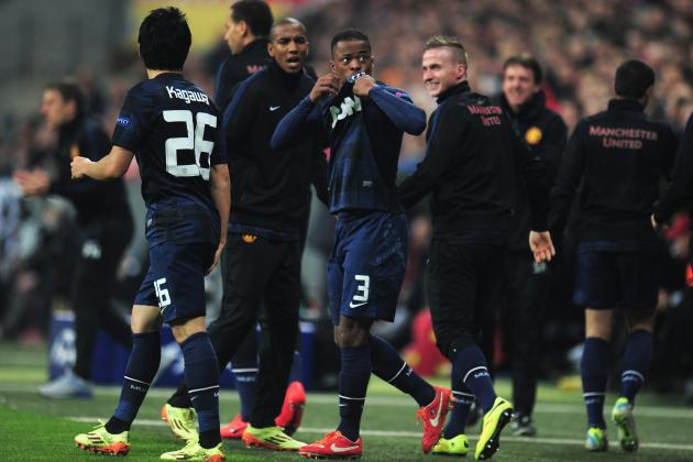 Patrice Evra's Top 5 Manchester United Moments