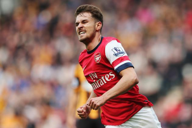 Aaron Ramsey and 4 Other Reasons for Arsenal to Be Positive