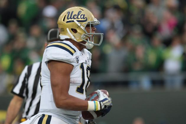 Pac-12 Football: 5 Top Performers from Spring Practice