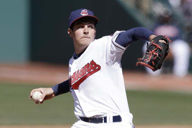 4 Biggest Takeaways from the First Month of the Cleveland Indians' Season